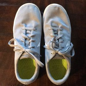 Used men's casual Nike sneakers, size 8